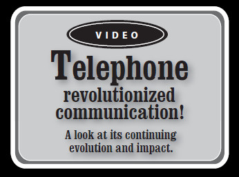 Telephone Revolutionized Communication